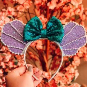 Mermaid Mickey Mouse Ears